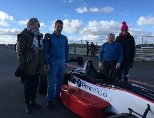 Adrian Pollock wins S.W Adair Northern Ireland Sprint Championship