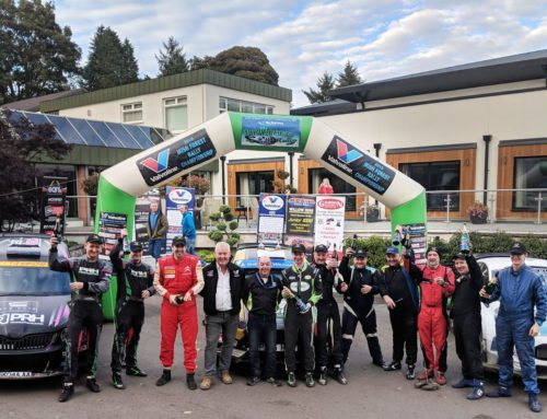 Bushwhacker Rally 2019