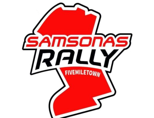 Samsonas Fivemiletown Rally Results