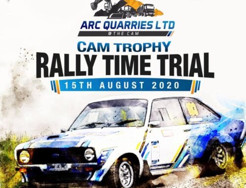 2020 CAM Trophy Rally Time Trial Results