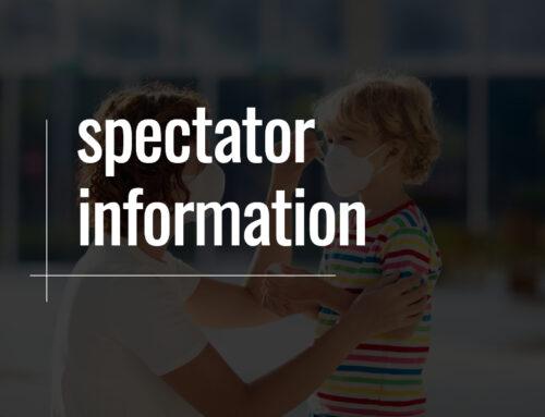 Spectator Rally Information